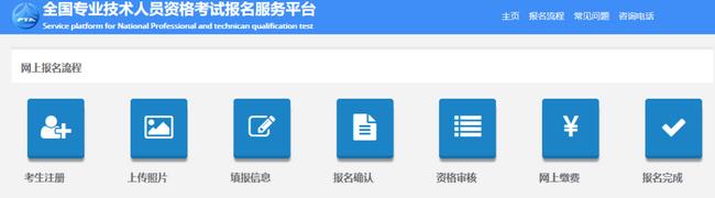 重庆执业药师考试报名流程